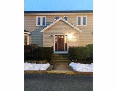 815 Warren Ave UNIT 16, Brockton, MA 02301 - MLS#: 72300506