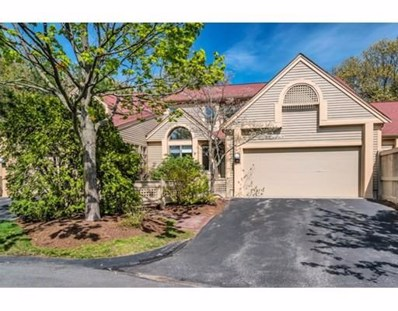7 Wainwright Rd UNIT 50, Winchester, MA 01890 - MLS#: 72300696