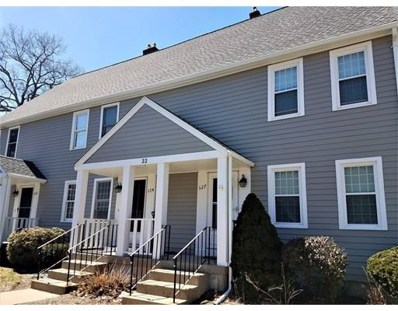 327 Twin Lakes Dr UNIT 327, Halifax, MA 02338 - MLS#: 72301065