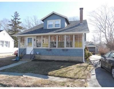 16 Champion Terrace, Dartmouth, MA 02747 - MLS#: 72301234