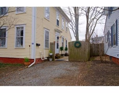 6 Winter St UNIT 6, Amesbury, MA 01913 - MLS#: 72301588