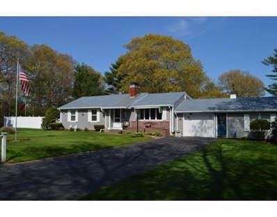 120 Federal Furnace Road, Plymouth, MA 02360 - MLS#: 72301616