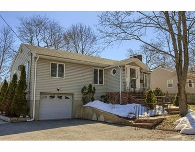4 Grandview Avenue, Peabody, MA 01960 - MLS#: 72302062