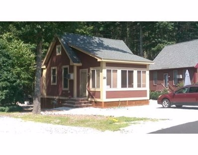 28 Whispering Pines Rd UNIT 28, Westford, MA 01886 - MLS#: 72302064