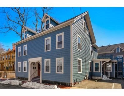 10 Allen St UNIT 2, Cambridge, MA 02140 - MLS#: 72302103