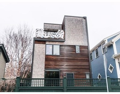 19 Winslow St UNIT 19, Cambridge, MA 02138 - MLS#: 72302209
