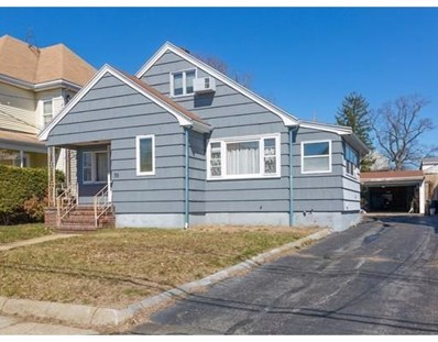 56 Waite St, Malden, MA 02148 - MLS#: 72302303