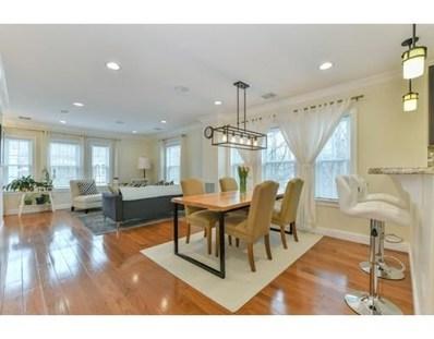 143 Williams Street UNIT 3, Boston, MA 02130 - MLS#: 72302402