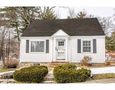 6 Lawrence Road, Reading, MA 01867 - MLS#: 72302545