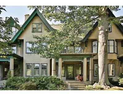 8 Griggs Terrace, Brookline, MA 02446 - MLS#: 72302699