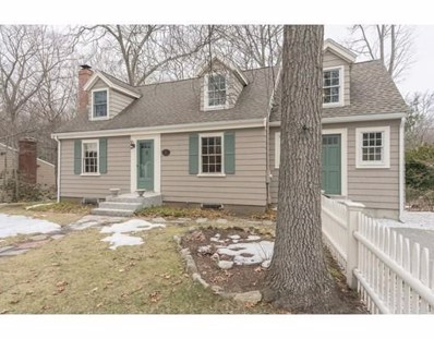 29 Woodland St, Reading, MA 01867 - MLS#: 72302883
