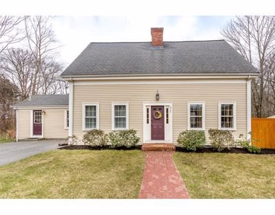 953 Pleasant St, Canton, MA 02021 - MLS#: 72302891