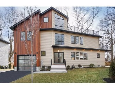 306 Ridge Street, Arlington, MA 02474 - MLS#: 72302898