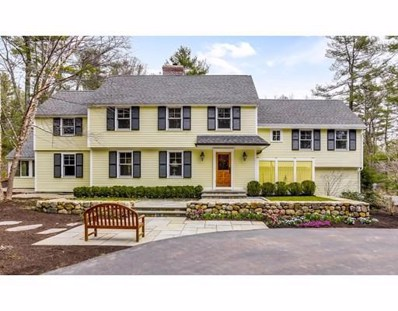17 Squirrel Hill Rd., Wayland, MA 01778 - MLS#: 72303124