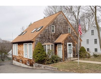 55 Filbert St, Quincy, MA 02169 - MLS#: 72303239