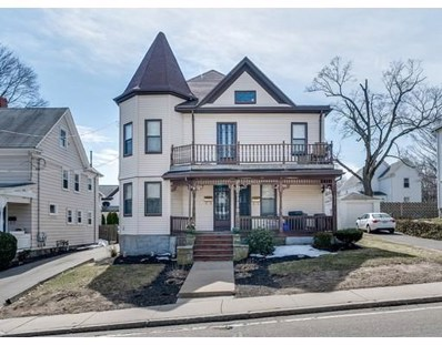 245 Whitwell St, Quincy, MA 02169 - MLS#: 72303252