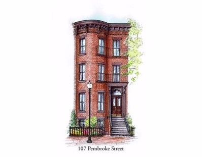 107 Pembroke Street, Boston, MA 02118 - MLS#: 72303362