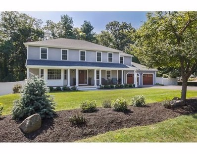 91 Stratford Road, Needham, MA 02492 - MLS#: 72304476
