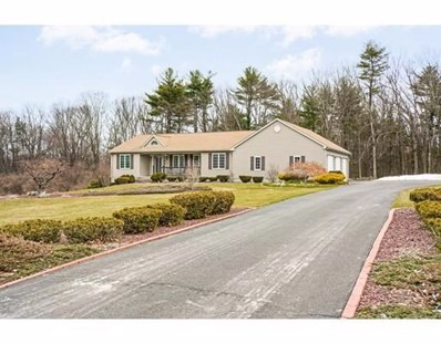 3 Larnerd Hill Road, Charlton, MA 01507 - MLS#: 72304489