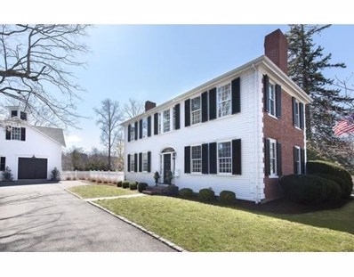 166 North St, Hingham, MA 02043 - MLS#: 72304495