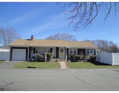 536 Gardner Street, New Bedford, MA 02740 - MLS#: 72304783