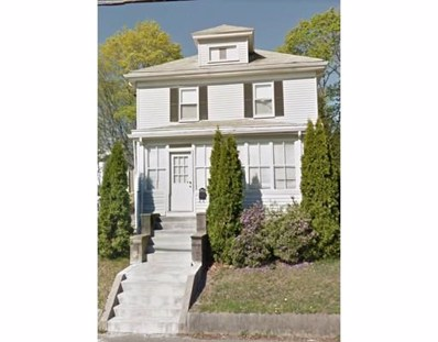 109 Manomet St, Brockton, MA 02301 - MLS#: 72304939