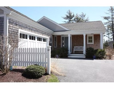 12 Red Canoe UNIT 12, Plymouth, MA 02360 - MLS#: 72305035