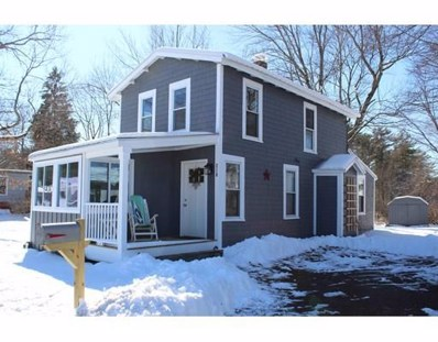 210 Snake Hill Rd, Ayer, MA 01432 - MLS#: 72305307