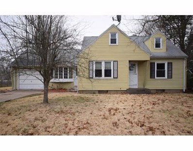 69 Brookline Ave, Agawam, MA 01030 - MLS#: 72305439