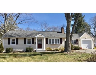 9 Worcester Rd, Sharon, MA 02067 - MLS#: 72305635