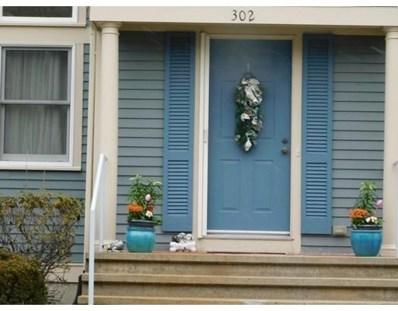 501 Auburn Street UNIT 302, Whitman, MA 02382 - MLS#: 72306070