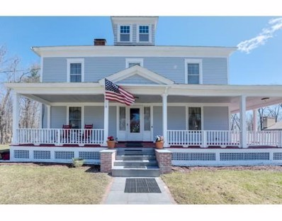 487 Pleasant St, Leicester, MA 01524 - MLS#: 72306075