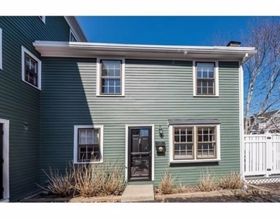4 Cross Street UNIT 3, Marblehead, MA 01945 - MLS#: 72306277