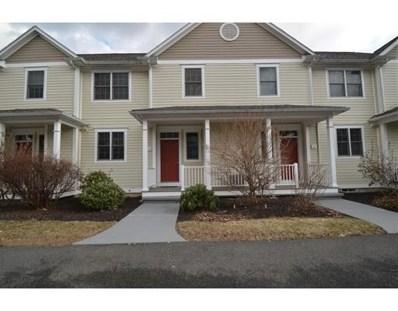 208 Pine Street UNIT 43, Amherst, MA 01002 - MLS#: 72306435