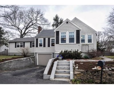 22 Reed Ave, Westwood, MA 02090 - MLS#: 72306973