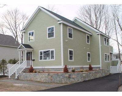 80 Washington St, Reading, MA 01867 - MLS#: 72307147
