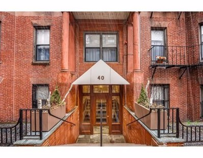 40 Saint Botolph St UNIT 27, Boston, MA 02116 - MLS#: 72307251