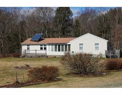 27 Eden Trail Road, Leyden, MA 01337 - MLS#: 72307308