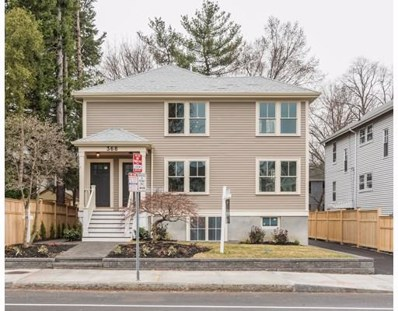 368 Concord Avenue UNIT 1, Cambridge, MA 02138 - MLS#: 72307324
