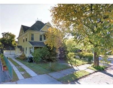 156 Harvard St, Springfield, MA 01109 - MLS#: 72307464