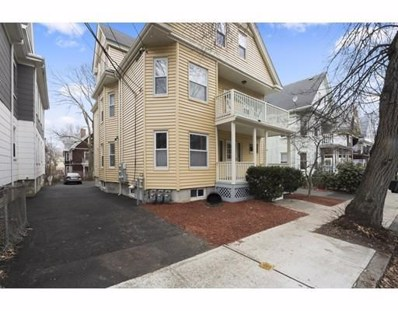 42 Banks UNIT 1, Somerville, MA 02144 - MLS#: 72307551