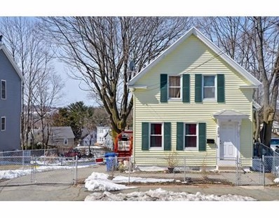22 Sargent St., Lawrence, MA 01841 - MLS#: 72307563