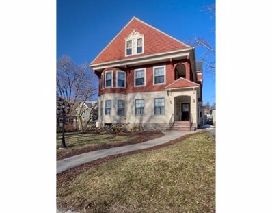 21 Beeching St UNIT 3, Worcester, MA 01602 - MLS#: 72307683