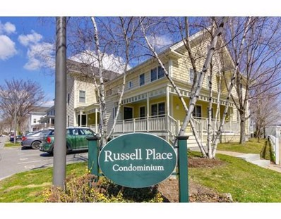 36 Russell Pl UNIT 36, Arlington, MA 02474 - MLS#: 72307684