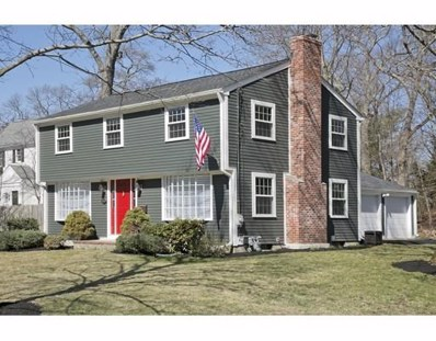 134 Central St, Hingham, MA 02043 - MLS#: 72307776
