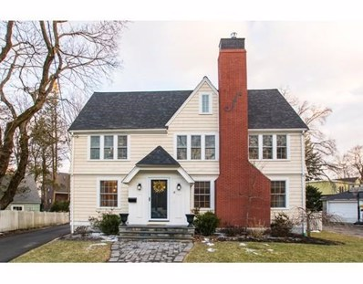 14 Glastonbury Oval, Newton, MA 02468 - MLS#: 72308032