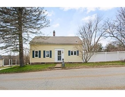 37 Merriam District, Oxford, MA 01537 - MLS#: 72308189