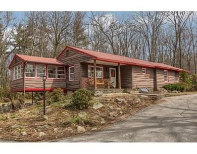 89 Hobbs Rd, Princeton, MA 01541 - MLS#: 72308563