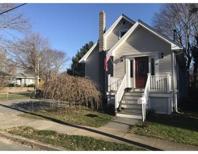 40 Wilding Street, Fairhaven, MA 02719 - MLS#: 72309098