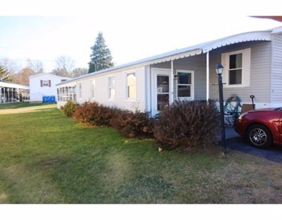 556 Central Street UNIT 45, Leominster, MA 01453 - MLS#: 72309175